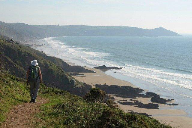 Whitsand Bay Coastal Path
