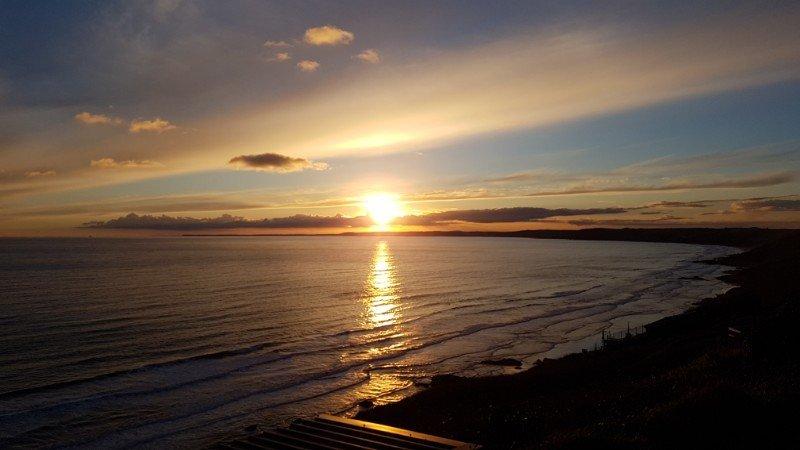 Whitsand Bay Sunset